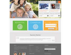 #79 untuk Website Design for Vibrant Energy Solutions oleh datagrabbers
