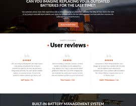 #39 for Website Landing Page by hemabajaj891