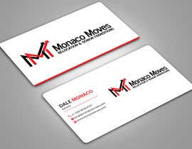 #470 for Design us a business card by rumon078