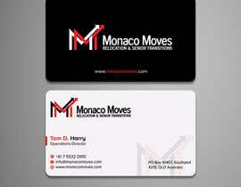 #464 for Design us a business card by sabbir2018