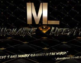 """#24 for Design a YouTube Channel art for our new channel """"Millionaire Lifestyle"""" by alen91k"""