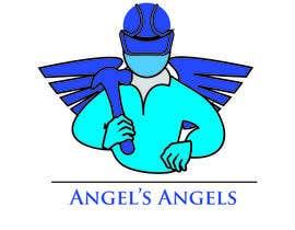 "#11 para Design a Logo for my handyman business called ""Angel's Angels"" por thedubliner"