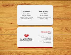 #144 for Design some Business Cards by iqbalsujan500