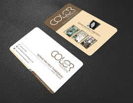 #12 for BUSINESS CARDS for Color me in designs by tamamallick