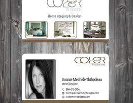 #20 for BUSINESS CARDS for Color me in designs by tanveermh