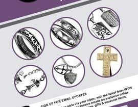 #6 for Design a Flyer for Christian Themed web store af punkdsoul