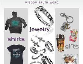 #11 for Design a Flyer for Christian Themed web store af sesterhuizen