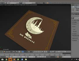 #10 for 2D image to 3D Wall Plaque by abdelhaksam