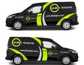 #30 for Design graphics and artwork for 2018 Ford Transit Custom van by monstersox