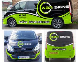 #42 for Design graphics and artwork for 2018 Ford Transit Custom van by TheFaisal
