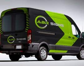 #32 for Design graphics and artwork for 2018 Ford Transit Custom van by angellopez1