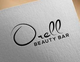 "#14 for Best logo for a beauty bar called ""ORELL BEAUTY BAR"" by krained"