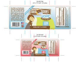 #39 para Print & Packaging Design for Teddy MD, LLC por afiqahnorizan