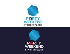 #100 for Party Weekend Logo af sanyjubair1