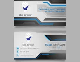 #12 for Design some Business Cards by wanaku84