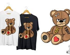 #9 for Create a Teddy Bear Logo for a shirt by Attebasile