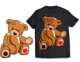 #21 untuk Create a Teddy Bear Logo for a shirt oleh Rteves