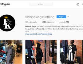 #685 for FK FASHION KINGS LOGO/TAG DESIGNS IMPROVEMENT by wmonteiro91