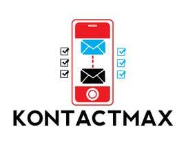 #76 for Logo Design for Kontactmax mobile app by drafiul01