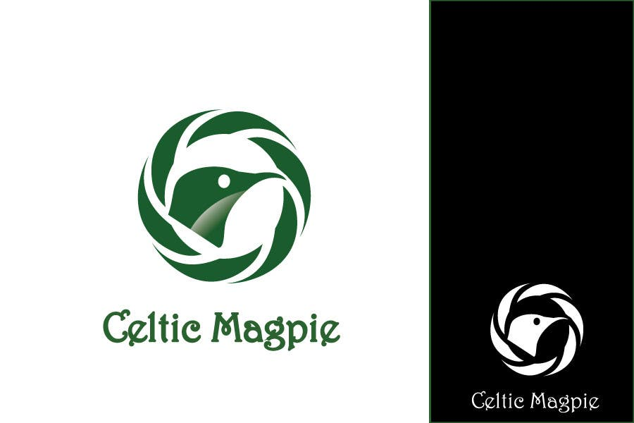 #62 for Graphic Design for Logo for Online Jewellery Site - Celtic Magpie by CTLav