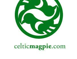 #61 para Graphic Design for Logo for Online Jewellery Site - Celtic Magpie por aurling
