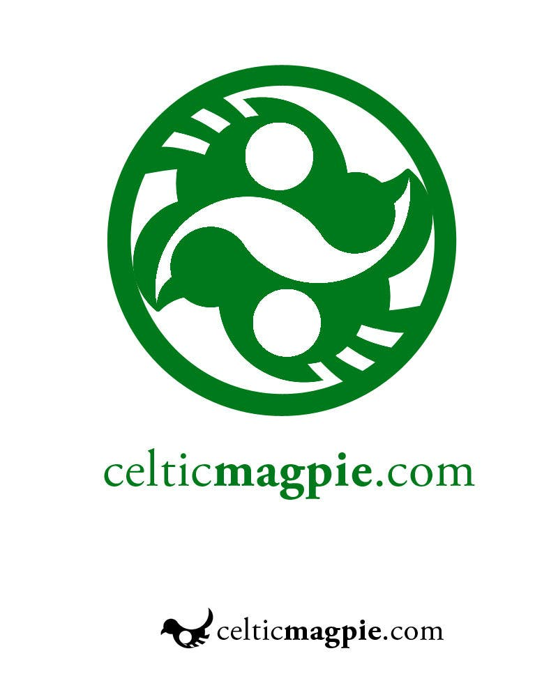 #60 for Graphic Design for Logo for Online Jewellery Site - Celtic Magpie by aurling