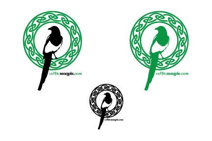 #63 for Graphic Design for Logo for Online Jewellery Site - Celtic Magpie by rinv5