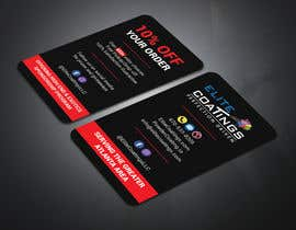 #92 for Design some Business Cards by arifmahmud82