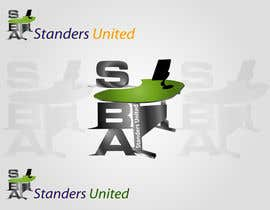 #83 para Logo Design for Standing Desk users por Didarulhayder