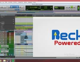 #7 for Beck Powered - Add sound to a logo animation af StevensonOA