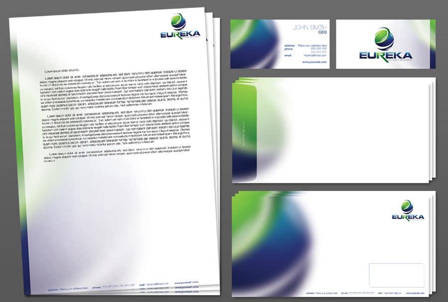 Entri Kontes #                                        7                                      untuk                                        Stationery/Advertising Design Package