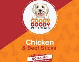 #39 untuk Design Pet Food Labels oleh mozala84