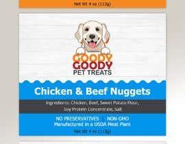 #29 untuk Design Pet Food Labels oleh satishandsurabhi