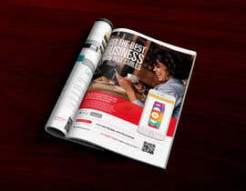 #112 for I need a full page magazine ad designed. af nikhilwyne