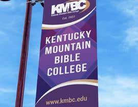 #73 for Design a Lightpole Banner for a College by SmartBlackRose
