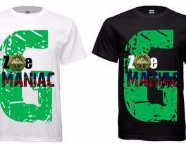 #57 for Design a Haitian T-Shirt by nadalen