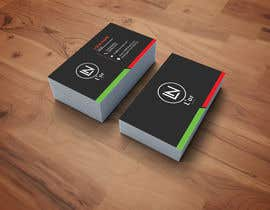 #107 for business card created by apudashsc2017