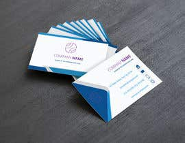 #102 for business card created by armansheikh54321