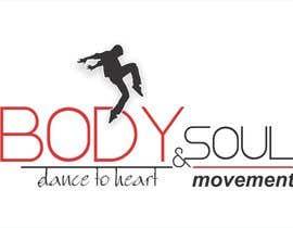 creazinedesign tarafından Design a Logo for Body & Soul Movement için no 20