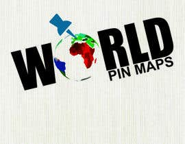 #97 for Worldpinmaps by wagnerdsodre