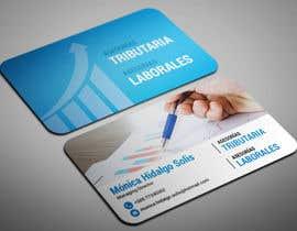 Nro 2 kilpailuun Design some Business Cards for a tax counter käyttäjältä smartghart