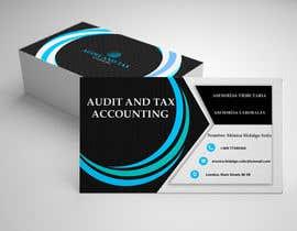 Nro 13 kilpailuun Design some Business Cards for a tax counter käyttäjältä abdulrafy