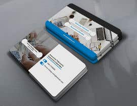 Nro 18 kilpailuun Design some Business Cards for a tax counter käyttäjältä Jhoncutter