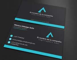 Nro 5 kilpailuun Design some Business Cards for a tax counter käyttäjältä amirhossainarnob