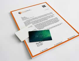 #17 for Letterhead Design, Sample & Logos Attached by abdulhalimen210