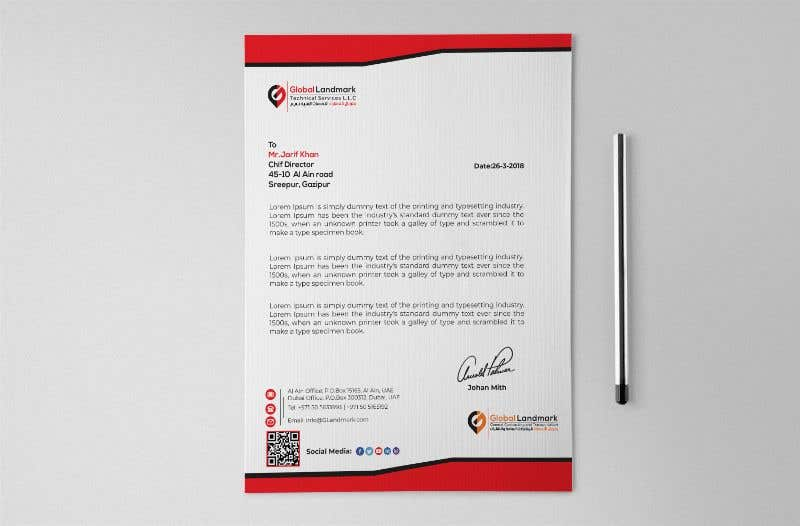 Entry 5 by rasselrana for letterhead design sample logos contest entry 5 for letterhead design sample logos attached spiritdancerdesigns Choice Image