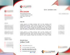#41 for Letterhead Design, Sample & Logos Attached by tlcmunni