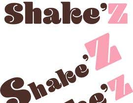 #7 for Simple logo for a small business called Shake'Z, colors chocolate and pink.   Its confectionery mostly focused on cakes. by trrgriffin22