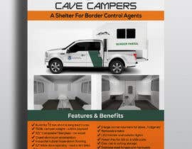 #22 for Cave Camper Brochure Page by tannish27