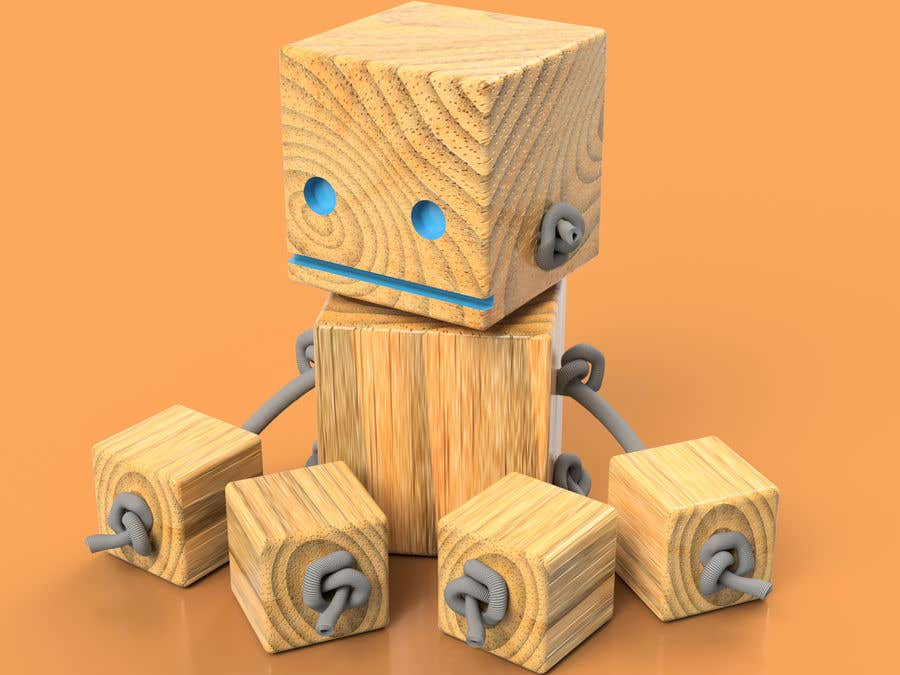 Entry 22 By Rafaeldaz For Solidworks Simple Wooden Toys Design 15
